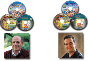 Carl Sommer & Robert Moutal Narrators for the Sommer-Time Story Series
